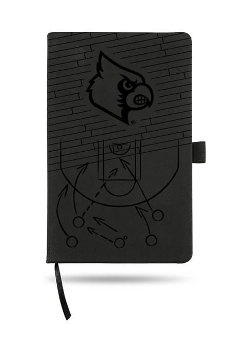 RICO NCAA Louisville Cardinals Basketball Laser Engraved Notepad