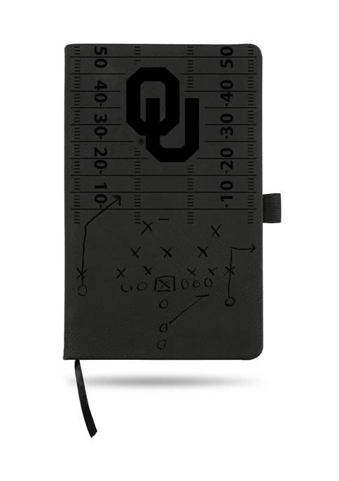 RICO NCAA Oklahoma Sooners Laser Engraved Notepad