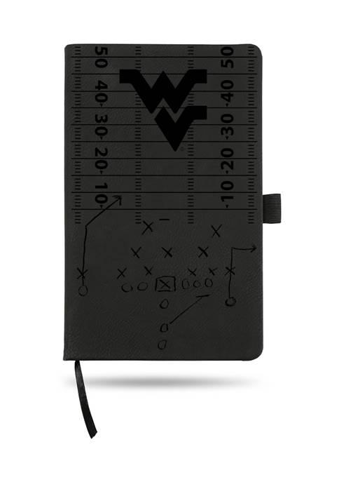 RICO NCAA West Virginia Mountaineers Laser Engraved Notepad