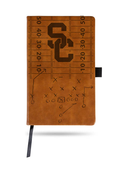 RICO NCAA Southern California Trojans Laser Engraved Notepad