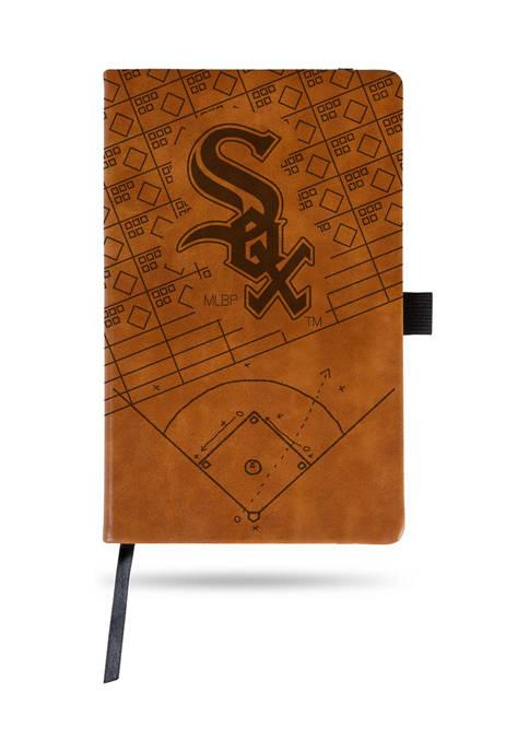 RICO MLB Chicago White Sox Laser Engraved Notepad