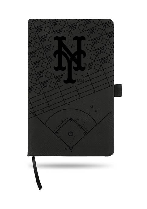 RICO MLB New York Mets Laser Engraved Notepad
