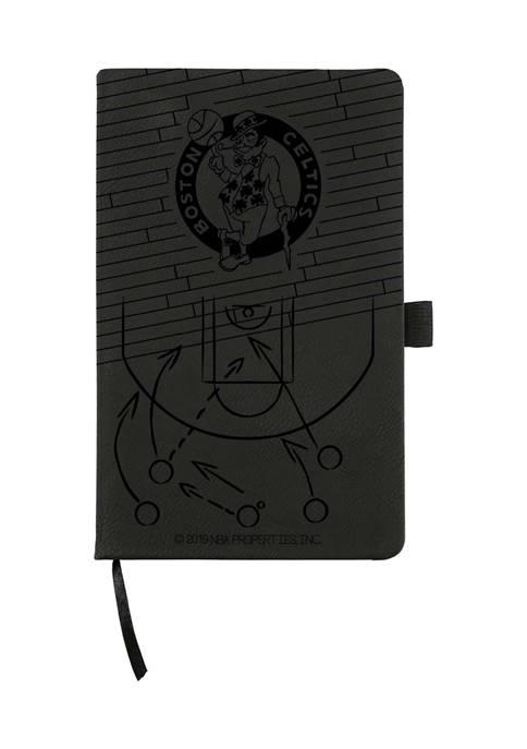 NBA Boston Celtics Laser Engraved Notepad