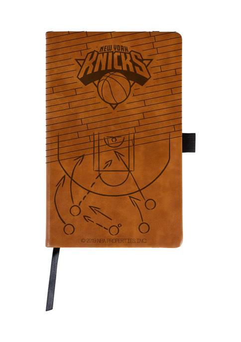 NBA New York Knicks Laser Engraved Notepad