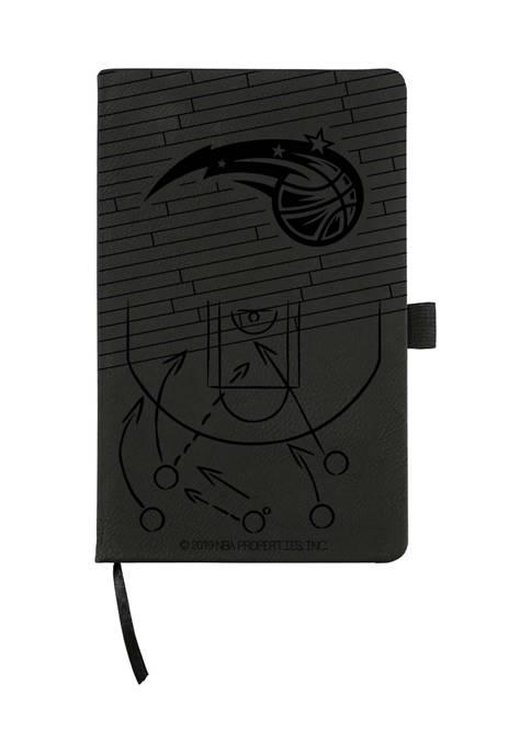 NBA Orlando Magic Laser Engraved Notepad