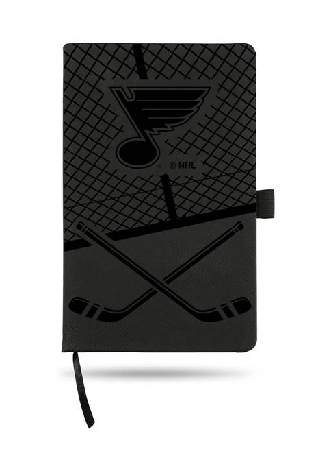RICO NHL St. Louis Blues Engraved Note Pad