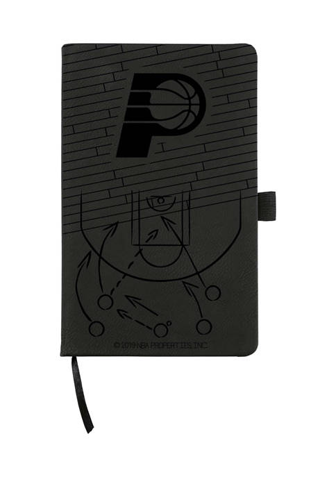 NBA Indiana Pacers Laser Engraved Notepad