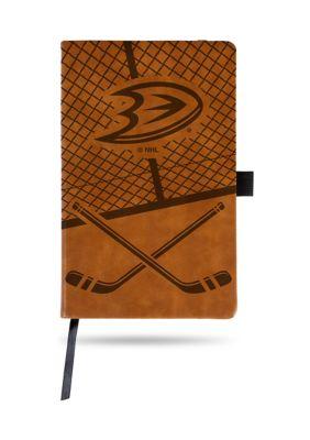 Rico Nhl Anaheim Ducks Engraved Note Pad