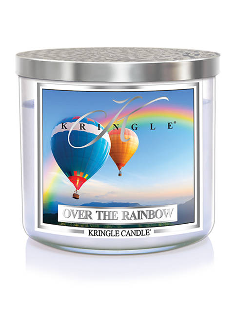 Kringle 14.5 Ounce 3-Wick Soy Jar Over the