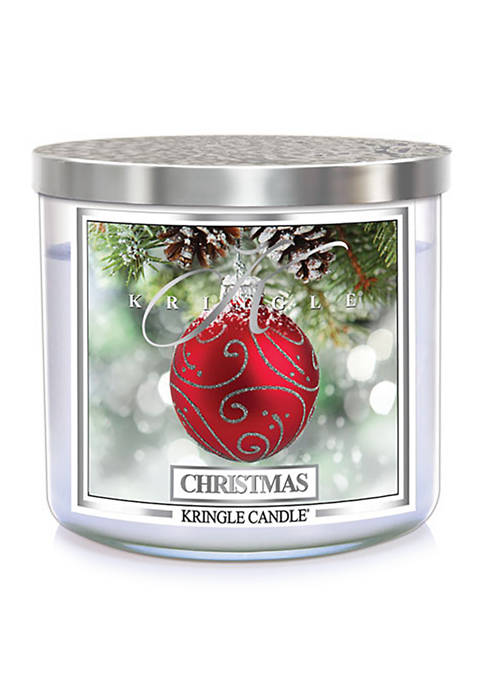 Christmas 3-Wick Soy 14.5-Ounce Candle