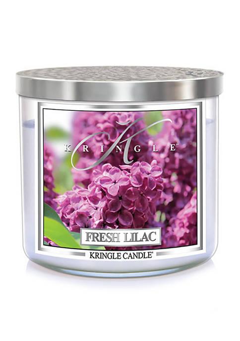 Fresh Lilac 3 Wick Handle