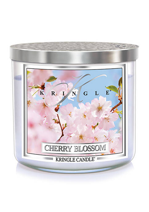 Kringle Cherry Blossom 3 Wick Candle