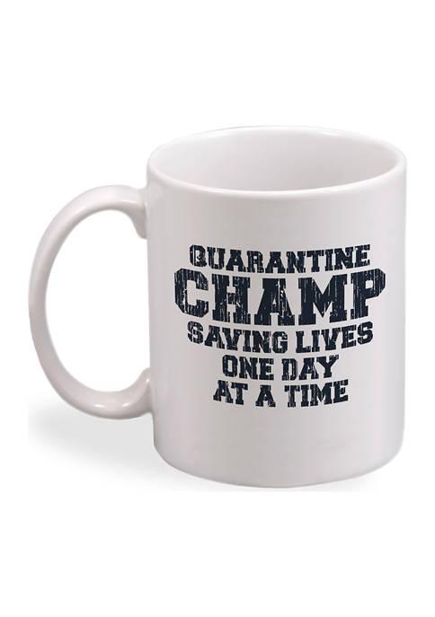 Orca Coatings Quarantine Champ Ceramic Mug