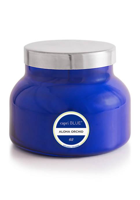 Capri Blue Aloha OrchidBlue Signature Jar, 19 Ounce