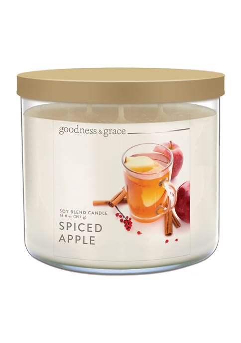 goodness & grace Spiced Apple Candle