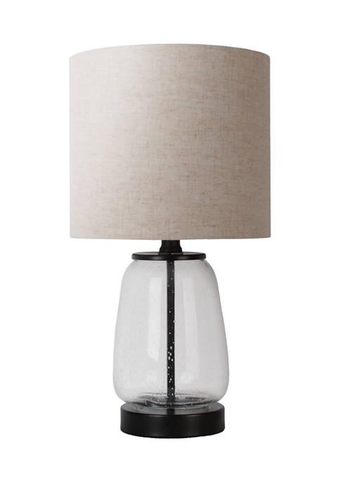 Small Glass Lamp