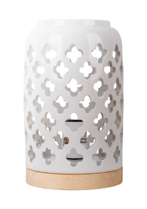 White Up Lamp