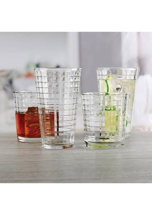 Circleware Matrix Drinkware