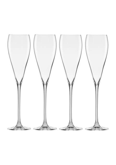 Lenox® Tuscany Classics Set of 4 Sparkling Wine