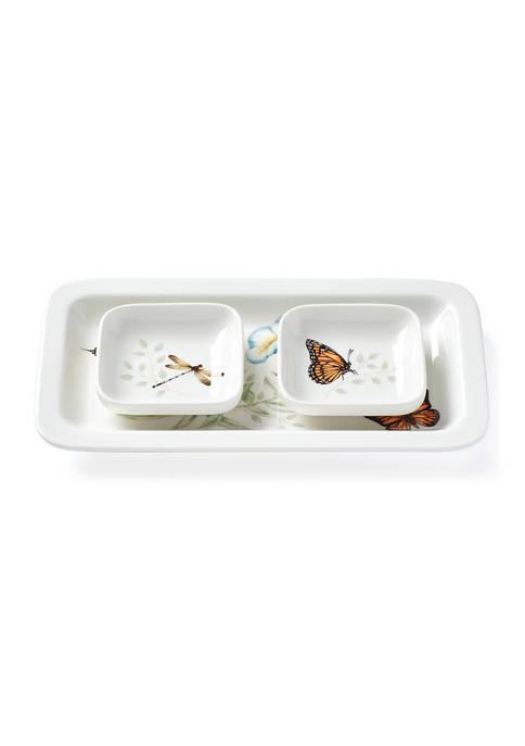Lenox® Butterfly Meadow Sushi Plate & Bowls