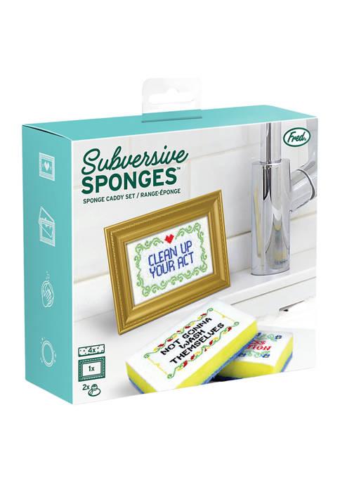Genuine Fred Subversive Sponges