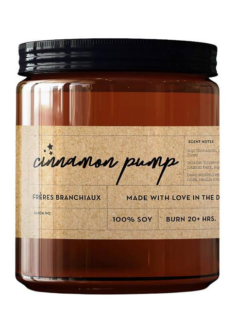 Frères Branchiaux Cinnamon Pump Candle