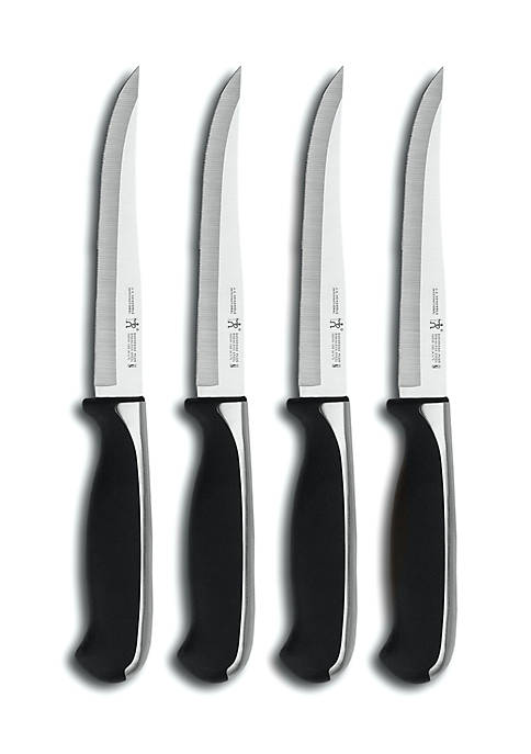 Everedge Plus 4-Piece Steak Knife Set