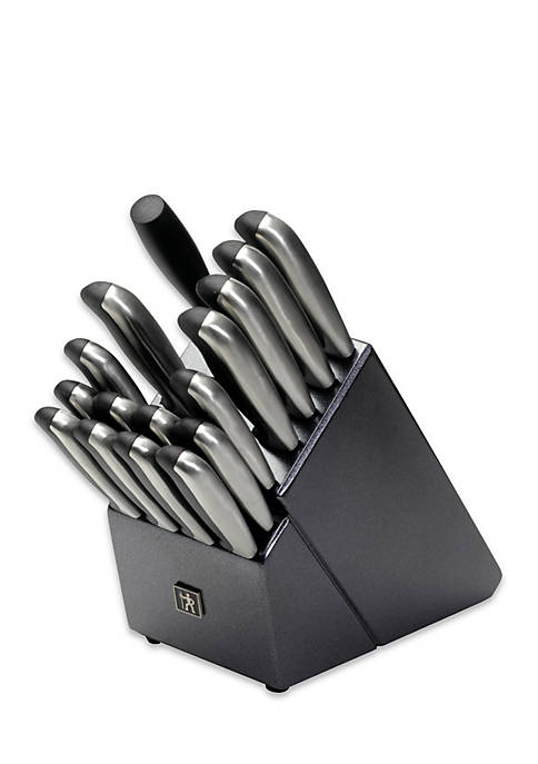 J.A. Henckels International 17-Piece Cutlery Set