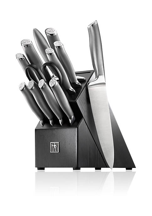J.A. Henckels International Modernist 13-Piece Knife Block Set