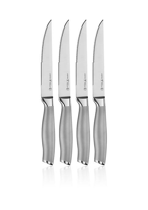J.A. Henckels International Modernist 4-Piece Steak Knife Set