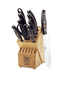 Zwilling J.A. Henckels Twin Signature 11-Piece Knife Block Set