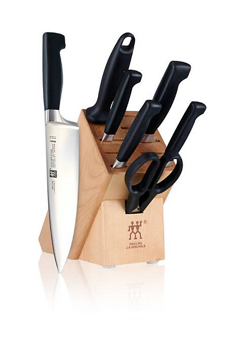 Four Star 8 Piece Knife Block Set