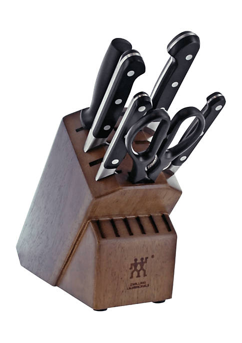 J.A. Henckels International 7-Piece Knife Block Set