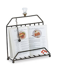 Mud Pie® Circa 14-in. Door Knob Cookbook Holder