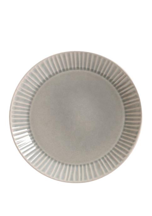 Reactive Glaze Salad Plate
