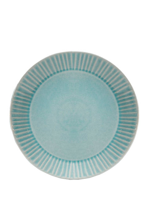 Reactive Glaze Dinner Plate