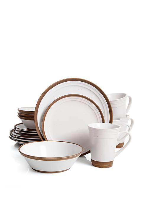 Brynn 16 Piece Dinnerware Set