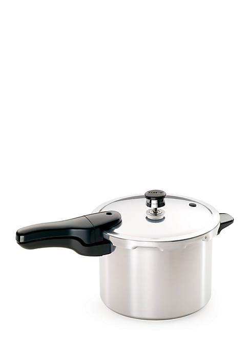 6-qt. Deluxe Stainless Steel Pressure Cooker