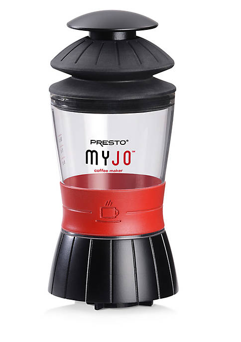 Presto My Jo Single Serve Coffeemaker