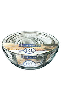 10-Piece Mixing Bowl Set - Online Only