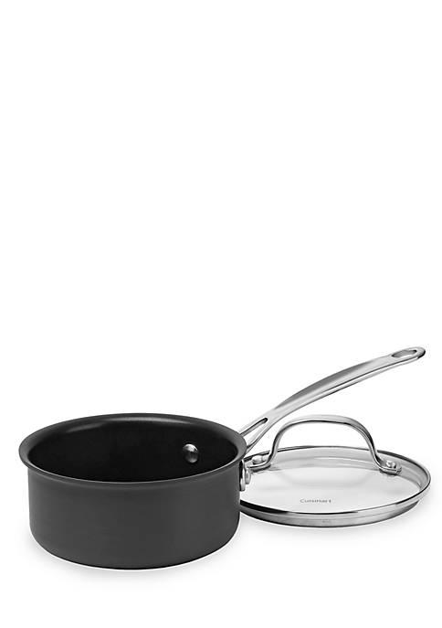Cuisinart Chefs Classic Hard Anodized Nonstick 1-qt. Saucepan