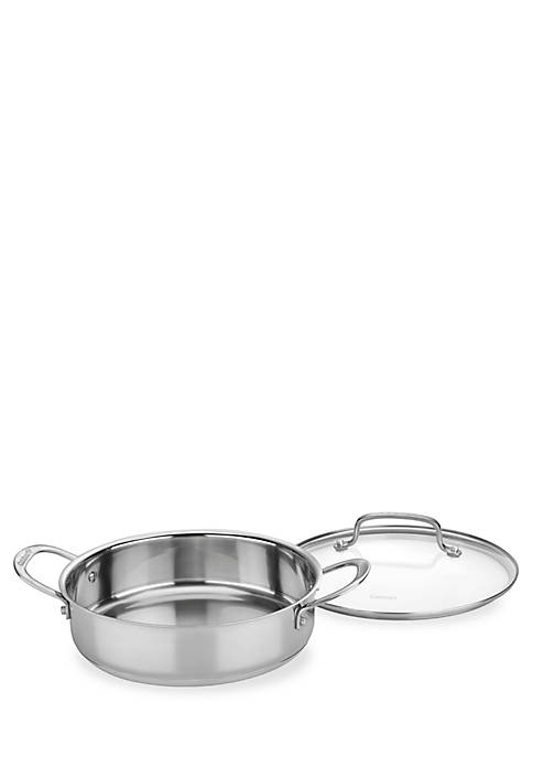 Cuisinart 3-qt. Covered Casserole