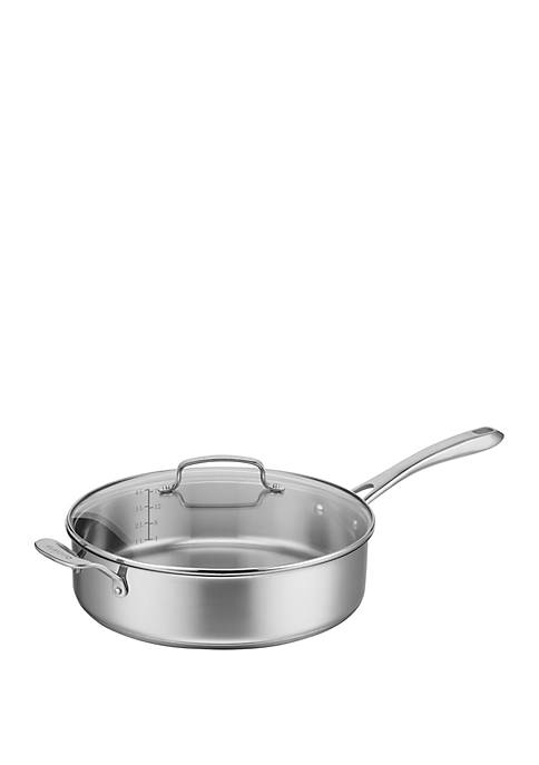 Cuisinart Classic Stainless 5.5 Quart Saute Pan with
