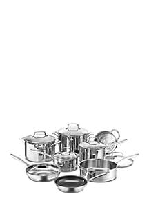 13-Piece Stainless Professional Series Set