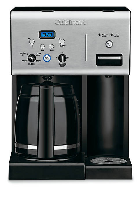 Cuisinart Coffee Plus 12-Cup Programmable Coffee Maker and