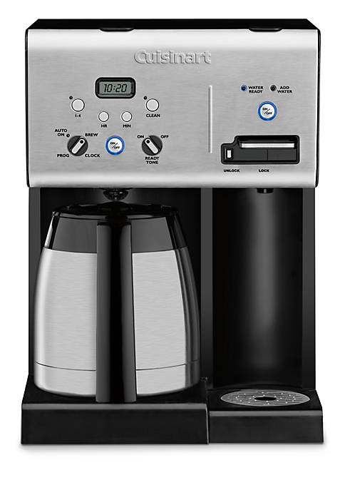 Cuisinart 10-Cup Thermal Programmable Coffeemaker and Hot Water