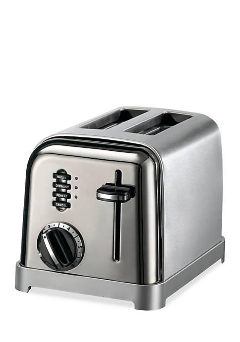 Metal Classic 2-Slice Toaster - CPT160
