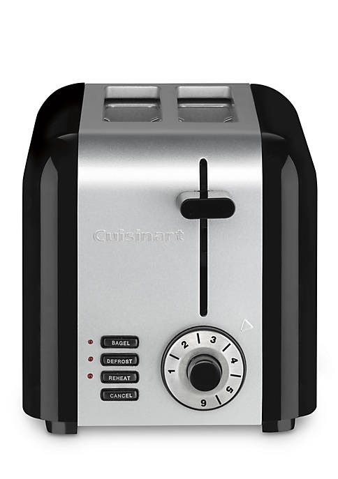 Cuisinart 2-Slice Compact Stainless Toaster CPT320