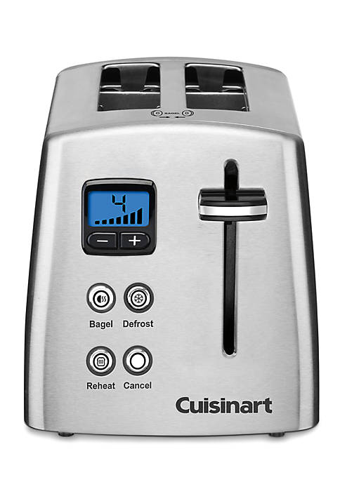 Cuisinart 2-Slice Countdown Metal Toaster CPT415