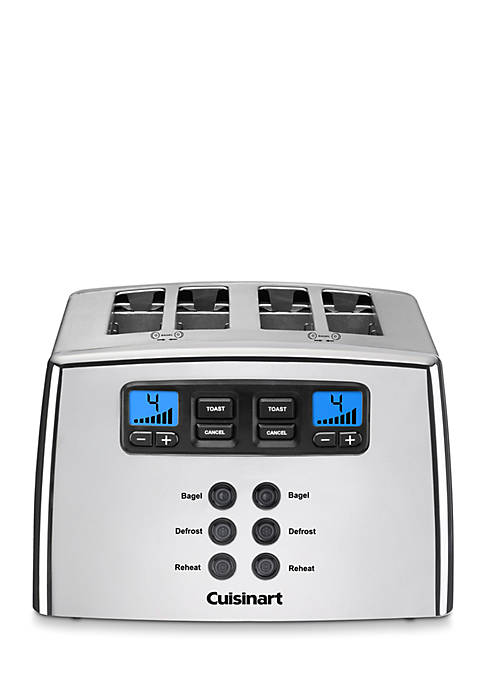 Cuisinart Touch to Toast Leverless 4-Slice Toaster CPT440